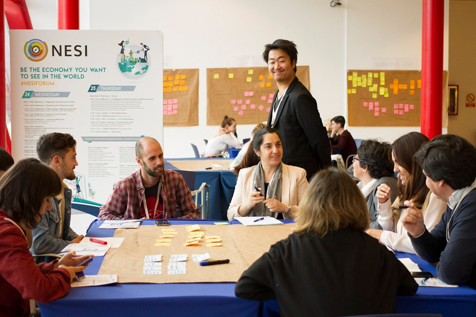 NESI Academy. Formación Nuevas Economías e Innovación Social