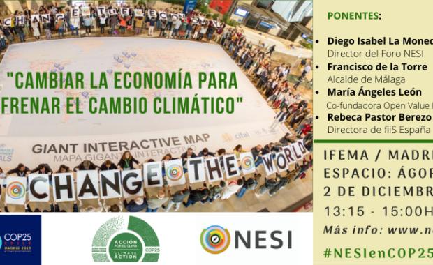 Cambio Climático NESI COP25
