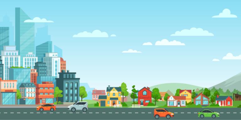 Conectando la ciudad y lo rural